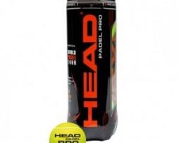HEAD Balles Padel Pro